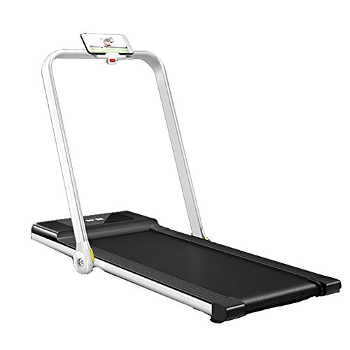 Aoligei Tapis Roulant Pieghevole Elettrico, Treadmill Running Jogging Walking Tapirulan, velocità Regolabile, Controllo Remoto, Schermo LCD, capacità Carico 120 kg, Attrezzatura Palestra