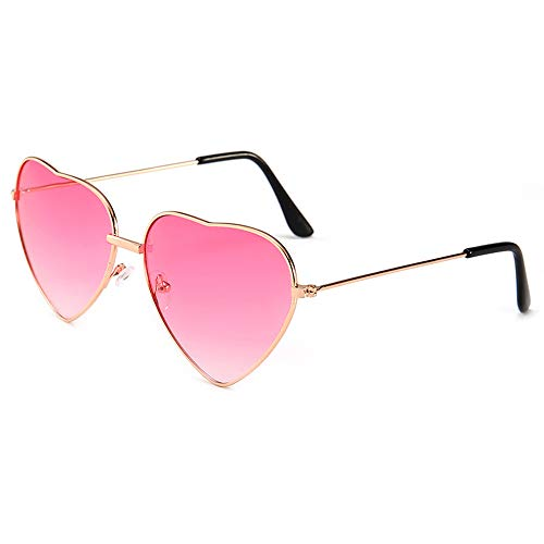 Occhiali da Sole UV400 Montature per Occhiali a Forma di Cuore
