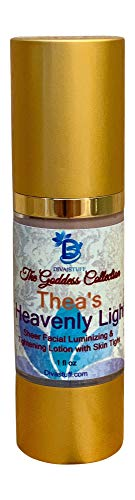 Theas Heavenly Light Facial Luminizing & Tightening Lotion, From the Goddess Collection By Diva Stuff