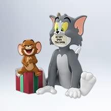 Hallmark 2012 Keepsake Ornaments QXI2801 Holiday Hijinks ~ Tom And Jerry