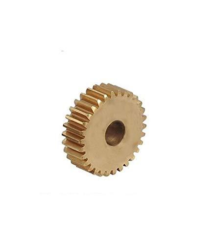 Miner 0,5 modulus 20 tanden 36 tanden koperen tandwiel mini-uitrusting voor micromotor en model, 3 mm, 32 tanden