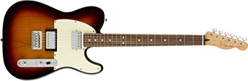 Fender Player Telecaster HH Electric Guitar - Pau Ferro Fingerboard - 3 Color Sunburst