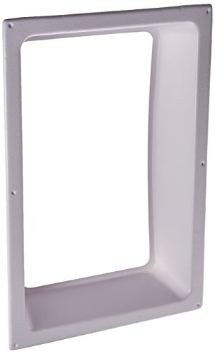 ICON 01981 Single Pane Exterior Skylight Inner Dome SL1422 - Clear, Standard