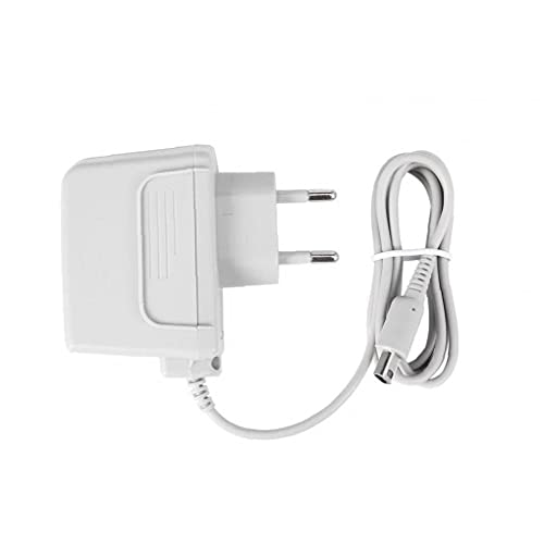 FeelMeet Interruptor de Pared Cargador de Cargador de Pared Adaptador de Cable de Cargador Compatible con el Sistema de 2DS NDSI NDSI 3DS LL