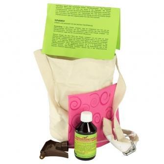 Rokale Inhalator inkl. 250 ml Pferdeboxenwohl