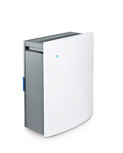 Blueair Classic 205 Luftreiniger mit SmokeStopFilter echte HEPA-Leistung durch HEPASilent-Filtration für Allergene, Staub, Schimmelpilzbefall, Asthma und COPD-Entlastung, kleine Räume, leiser Betrieb