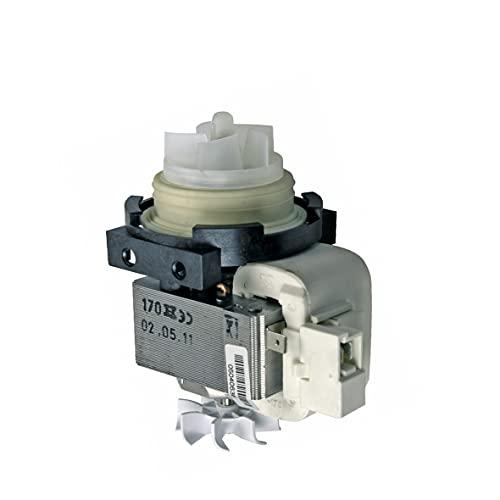 Miele 5040636 Ablaufpumpe Spaltmotor Pumpe Laugenpumpe Pumpenmotor Motor Spaltmotorenpumpe Linkslauf 80 Watt Gewerbe Spülmaschine Geschirrspüler