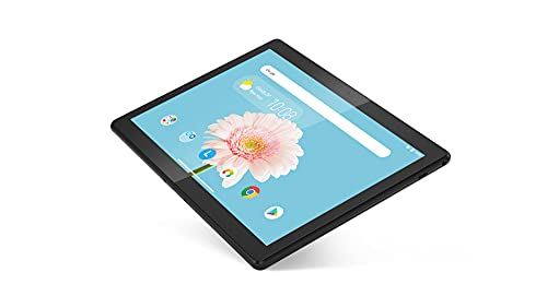 Lenovo Tab M10 25,5 cm (10,1 Zoll, 1280x800, HD, WideView, Touch) Tablet-PC (Quad-Core, 2GB RAM, 16GB eMCP, Wi-Fi, Android 10) schwarz