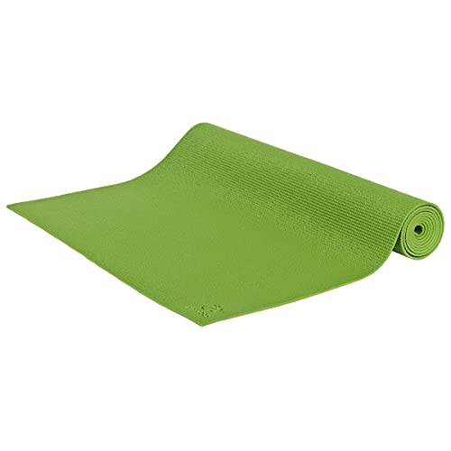 Yogabox Yogamatte Asana Sticky Basic - 183 x 60 x 0,4 cm, grün