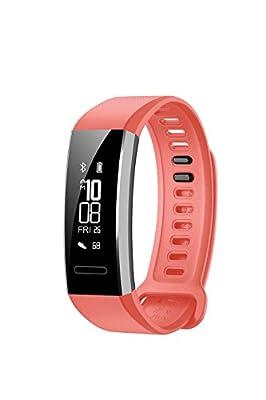 Huawei Band 2 Pro All-in-One Activity Tracker Smart Fitness Wristband | GPS | Multi-Sport Mode| Heart Rate | Sleep Monitor | 5ATM Waterproof (US Warranty)