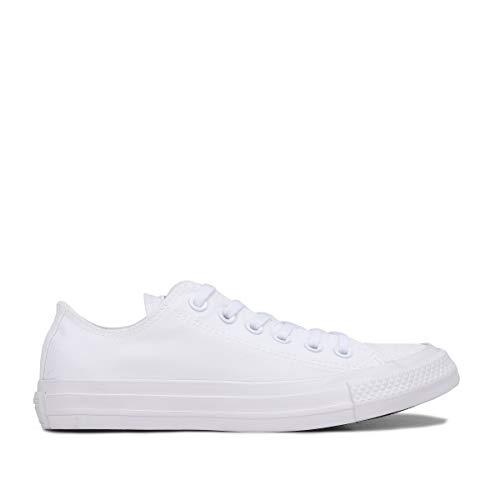Converse Damen Chuck Taylor All Stars Sneaker, Weiß (White/White/Silver 000), 40 EU