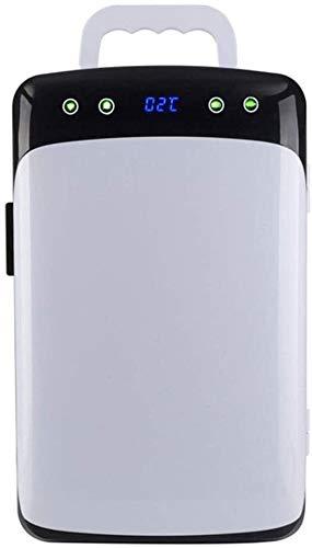 DAGCOT 12L Mini Frigo congelatore Freestanding sottopiano Frigo, con funzione di raffreddamento e di calore, AC + DC compatibilità di alimentazione for la camera da letto, Caravan, Ufficio, sistema di