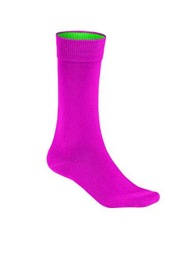 HAKRO Socke Premium, HK933-magenta, S