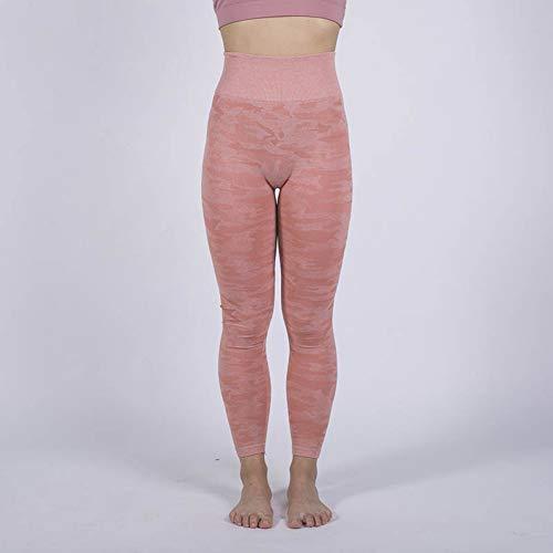 YUYOGAGAP Naadloze sport-gamaschen-Vrouwen-hoge taille geschikt lange broek drukken trainingsfemme-dunne sportkleding sportkleding sportbroek hoog