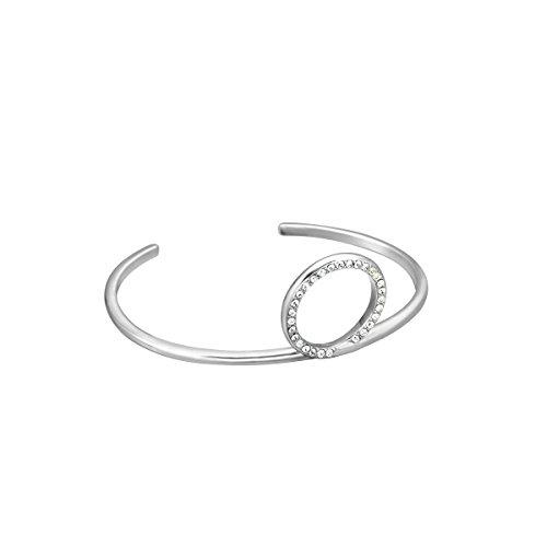 Esprit Damen-Armreifen Edelstahl ESBA00012300