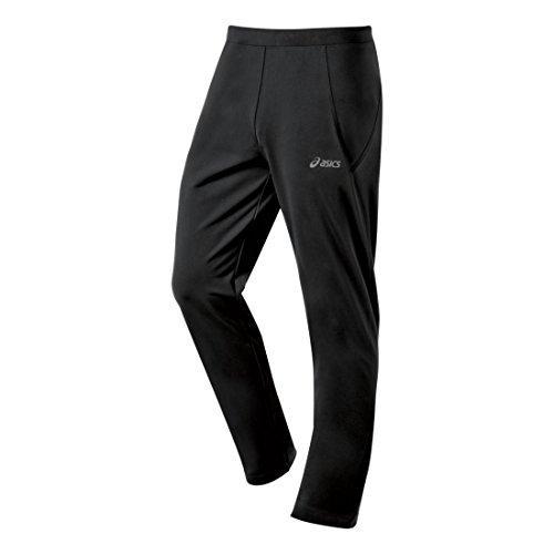 ASICS Men's Thermal XP Extra Protection Slim Pant, Black, X-Large