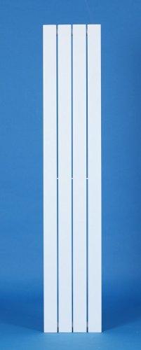 DESIGN PANEELHEIZKÖRPER HEIZKÖRPER BADHEIZKÖRPER 301 X 1800 mm mit Mittelanschluss NEU