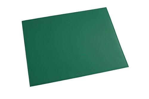Läufer 40651 Durella Schreibtischunterlage, 52x65 cm, grün, rutschfeste Schreibunterlage für hohen Schreibkomfort