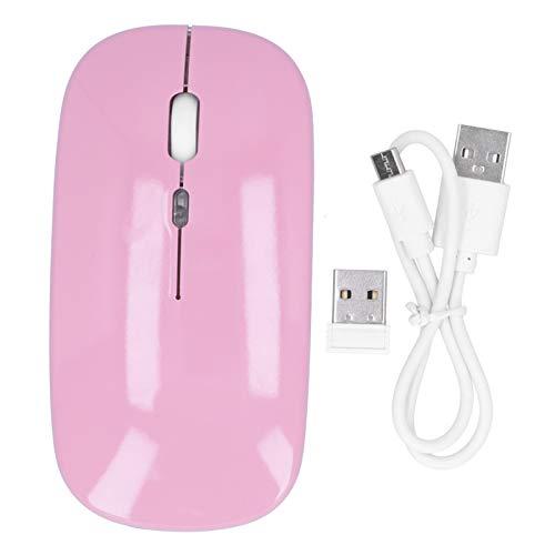 Ratón óptico silencioso para Ordenador, ratón para Juegos con Cable, para PC...