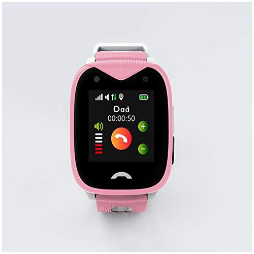 QWERASD I Smart horloges voor kinderen LBS Slot Touch-Slot Waterdicht volgen van de camera met simkaart op twee soorten oproepen SOS-Call voor 3-12 jaar jongens