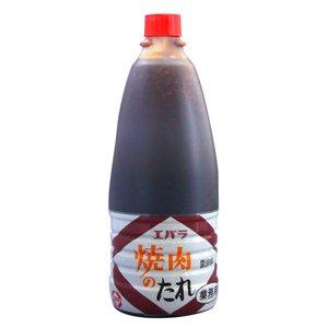 エバラ 焼肉のたれ 醤油味 1600g <業務用> ×6本