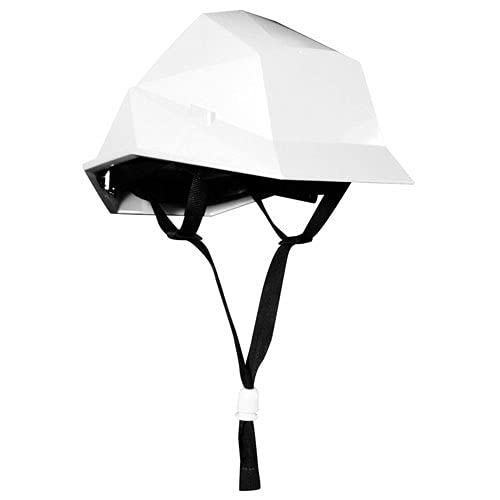 カクメット KAKUMET A-type W1 ホワイト 工事用 作業用 防災用 ヘルメット