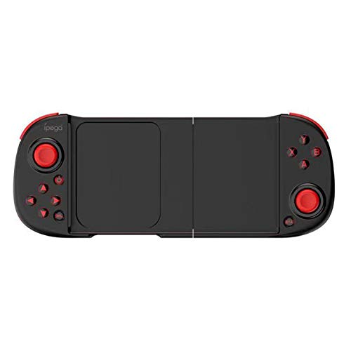 Mobile Game Controller - Telescopic Wireless Bluetooth Controller Gamepad iOS for Android Phone with Flexible Joystick