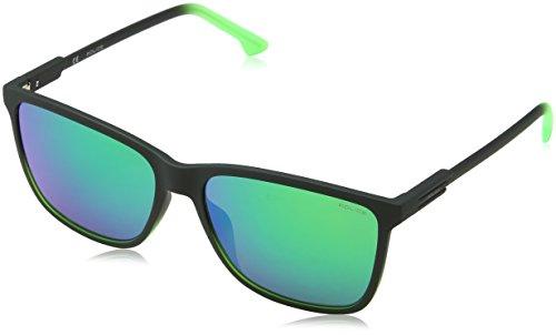 Police S0354031 Gafas de Sol SPL58557U98V para Hombre, Multicolor, 57 mm