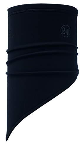 Buff Tech Fleece Bandana, Solid Black, One Size