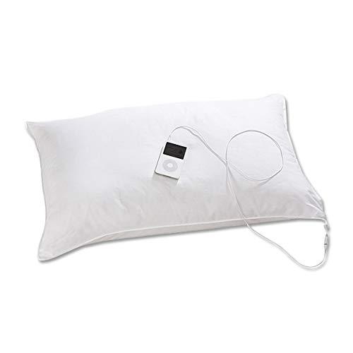cuscino cuscino con cuscino altoparlante di musica integrato