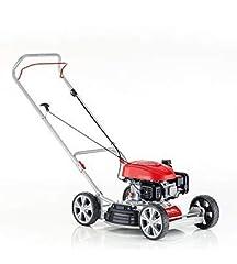 AL-KO benzine grasmaaier 468 P-A Bio, 46 cm snijbreedte, 1,9 kW motorvermogen, mulch grasmaaier, met zijuitwerping*