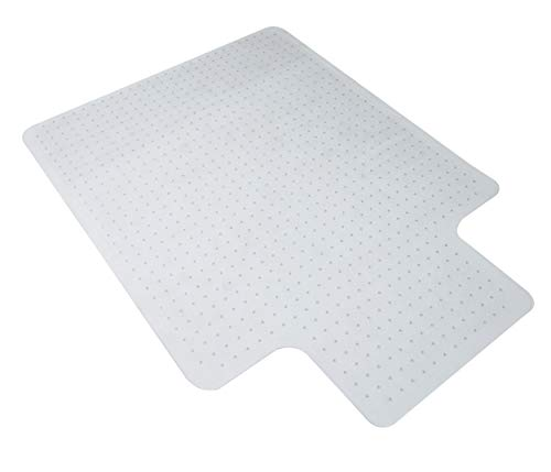 Carpet : Essentials Chairmat for Carpet - Carpet Floor Protector for Office Desk Chair, 36 x 48 (ESS-8800C)