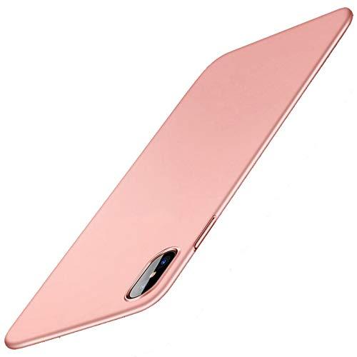 iPhone X Case, hoes voor mobiele telefoon Ultradunne hoes Schokbestendig Slijtvast voor populaire hoes iPhone X(Scherm grootte 5.8 inch)