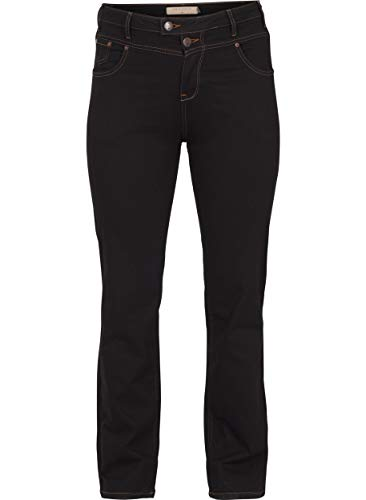 Zizzi Gemma Damen High Waist Jeans Slim Stretch Hochschnitt Große Größen 42-56
