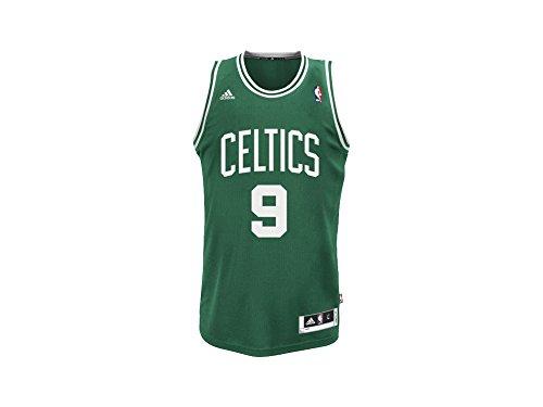 Camiseta Tirantes (Tank Top) adidas – NBA Boston Celtics Int Swingman #9 Verde S