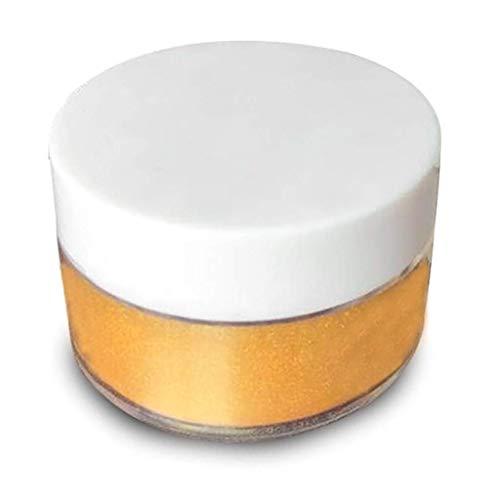 Dengeng 15 g essbarer Glitzerpuder zum Dekorieren von Lebensmitteln und Kuchen