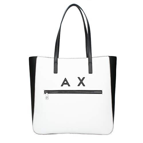 Shopping bag Armani Exchange bicolore