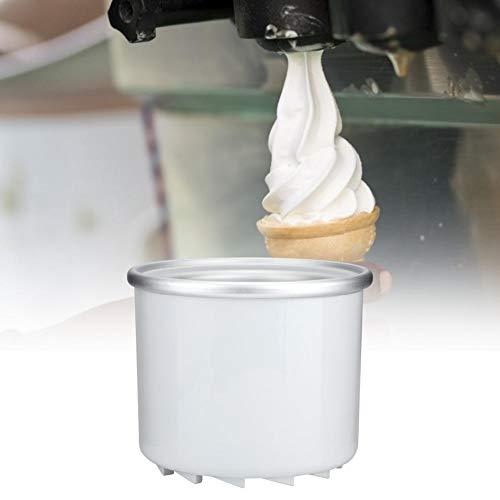 Smooth Ice Cream Freezer Bowl, Ice Cream Maker Liner, Office for Home Ice Cream Machine Coffee Shop