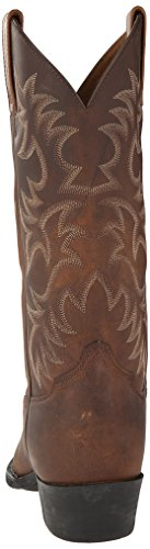 Ariat - Chaussures Homme Western Western Heritage R Toe, 44 M EU, Distressed Brown
