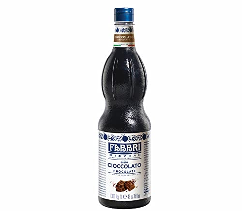 FABBRI Sirup Schokolade chocolate flavour 1,0l PET Flasche