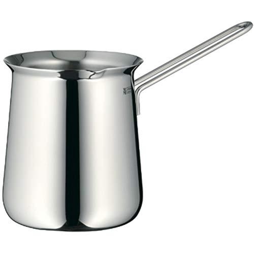 WMF Gourmet Mokkakännchen 680 ml, Mokkakanne für 12 Tassen geeignet, Cromargan Edelstahl poliert, spülmaschinengeeignet