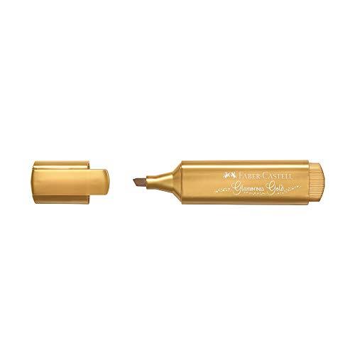 Textmarker Textliner 46 Metallic gold