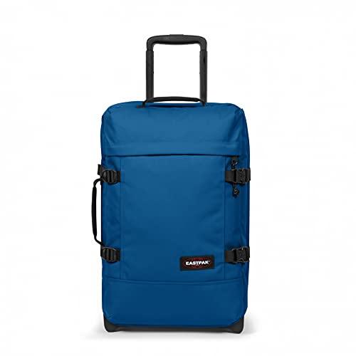 Eastpak Tranverz S Maleta, 51 cm, 42 L, Azul (Mysty Blue)