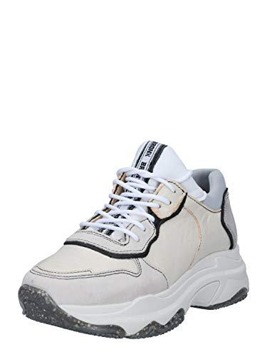 Bronx Damen Sneaker Low BAISLEY schwarz 39