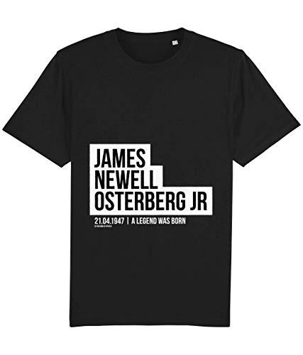 IQ Freedom Of Speech James Newell Osterberg – aka Iggy Pop – 100 % ekologisk bomull t-shirt