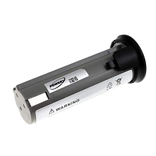 Preisvergleich Produktbild Akku für Milwaukee cartucce-pistola 6550 20 3000 mAh NiMH,  NiMH,  2, 4 V