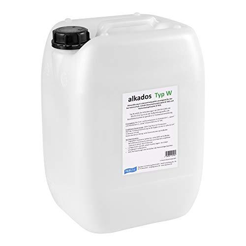 alkados Typ W Dosierlösung 20 Liter für den Korrosionsschutz | Gesamthärte bis 14 °dH