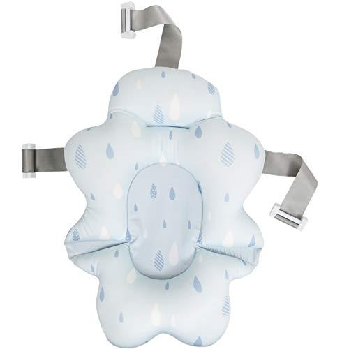 Almofada Banho com Fivela Ajustável, Buba, Azul