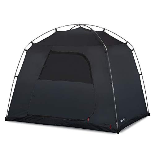 Qeedo Free Cabin freistehende Schlafkabine für Vorzelt, Innenzelt Schlafzelt, 2 Personen