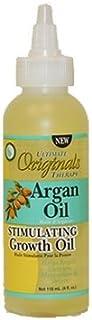 Africa's Best Ultimate Originals Stimulating Argan Oil, 4 Ounce